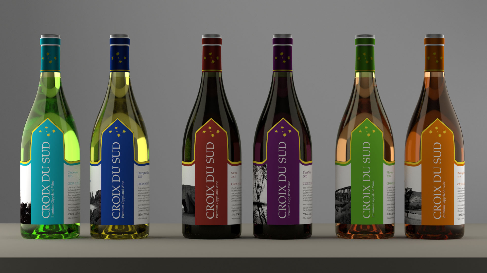 CROIX DU SUD – West Gippsland Wine